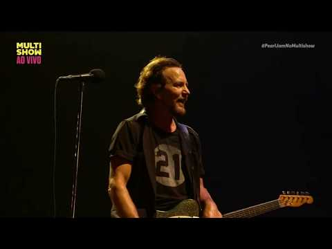 Pearl Jam - Elderly Woman Behind the Counter in a Small Town (live @ Lollapalooza Brazil 2018)