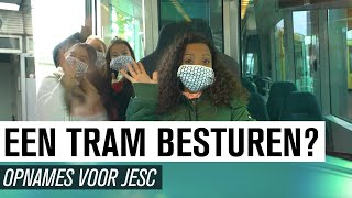 #41 UNITY HEEFT EEN PRIVÉ TRAM 🚋🎬 | JUNIOR SONGFESTIVAL 2020 🇳🇱