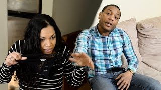 Trini woman cuss her Jamaican boyfriend