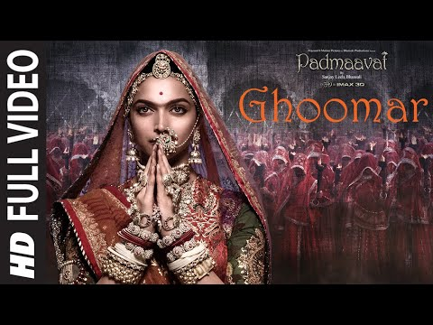 Full Video:Ghoomar|Padmaavat|Deepika...