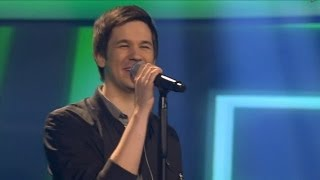 Marc Motzer - Fine China | The Voice of Germany 2013 | Blind Audition