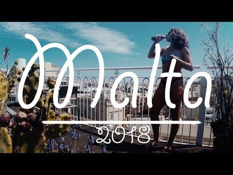 MALTA 2018 - Solo Summer Trip