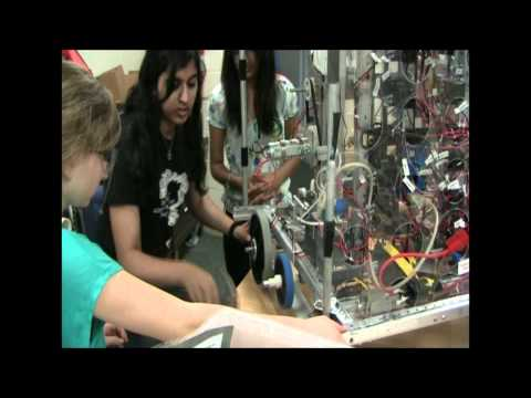 FIRST Robotics: Detroit Country Day School