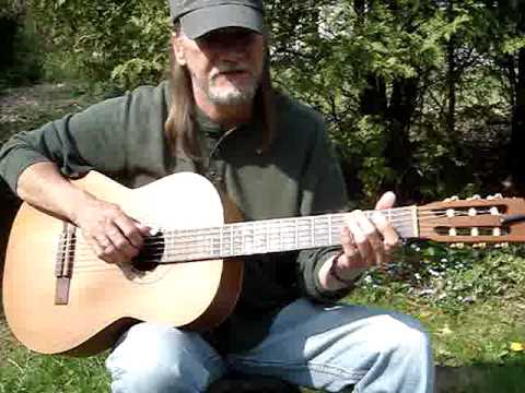 """Acoustic Guitar Lessons """"People Get Ready"""" Tab Included"""