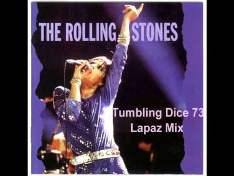 Rolling Stones Tumbling Dice 73