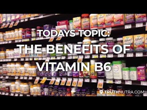 B6 Benefits: Vitamin B Complex Controls Inflammation