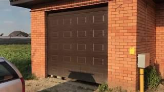 Обзор гаражных ворот DoorHan после 1 года работы.