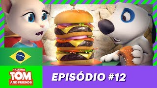hank o milionrio talking tom and friends temporada 1 episdio 12