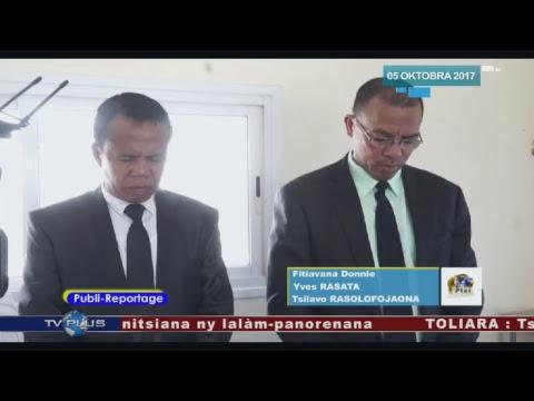 LIVE DU 05 OCTOBRE 2017 BY TV PLUS MADAGASCAR