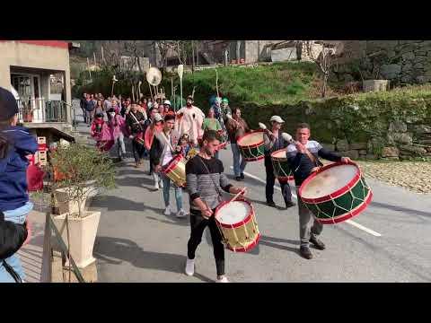 Carnaval em Vilarinho 2019 Mondim de Basto ( Vídeo Miguel Mota)