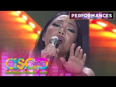 Jona belts out 'How Could You Say You Love Me'   ASAP Natin 'To