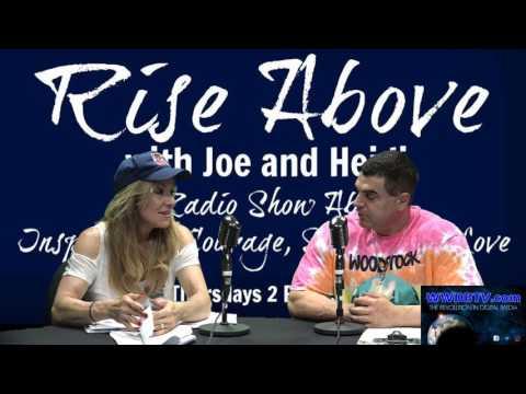 Rise Above w Joe & Heidi 05-04-17