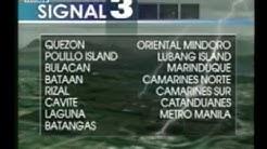 'Santi' threatens Southern Luzon