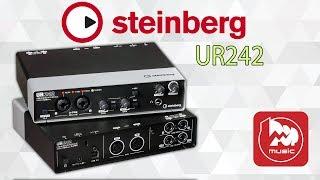 STEINBERG UR242 Звукова карта з DSP процесором