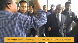 Peguam Muhammad Shafee selesai bayar baki jaminan RM500,000