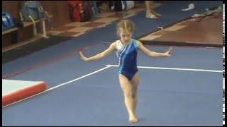 пущино2016 спортивная гимнастика