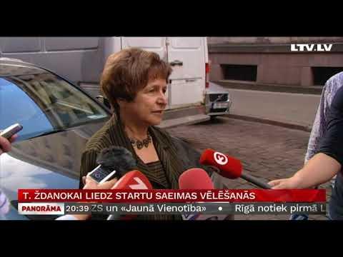 T. Ždanokai liedz startu Saeimas vēlēšanās