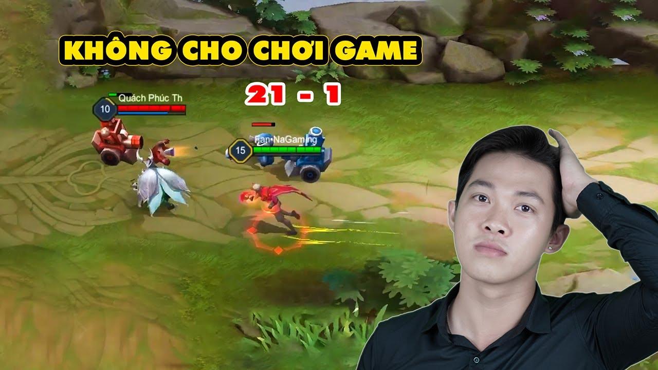 Cầm Quilen Hành Tới Bến Không Cho Kriknak Team Bạn Chơi Game