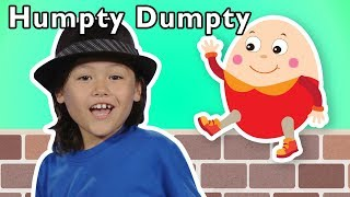 Humpty Dumpty + More | Mother Goose Club Playhouse Songs & Rhymes