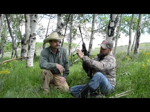 Rifle Tips: How To Use A Bipod Wrap