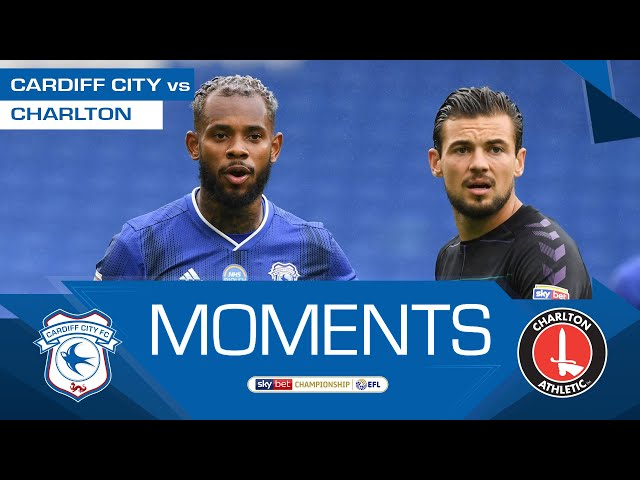 HIGHLIGHTS | CARDIFF CITY vs CHARLTON