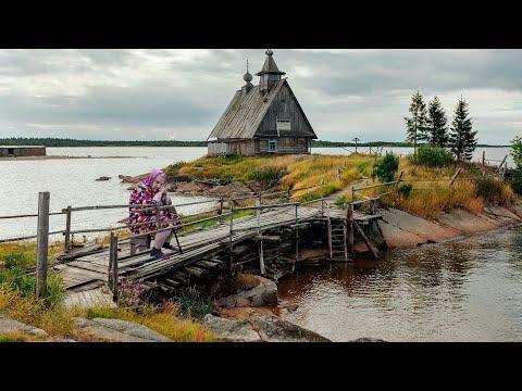 Смотреть Забытые деревни Урала онлайн