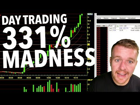 DAY TRADING SMALL CAP MADNESS! HALTED FOREVER?
