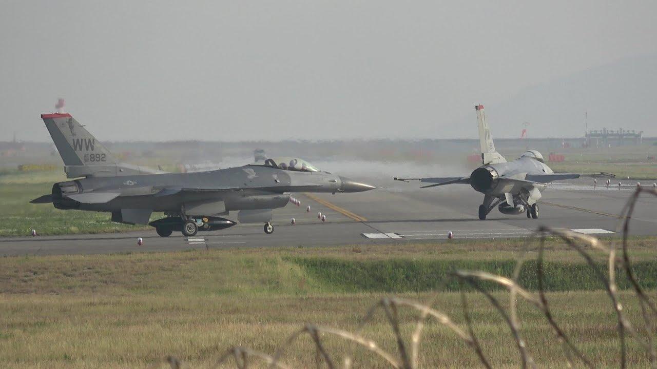 2019岩国基地「5月2日・F-16が岩国フレンドシップデイにやって来た!」