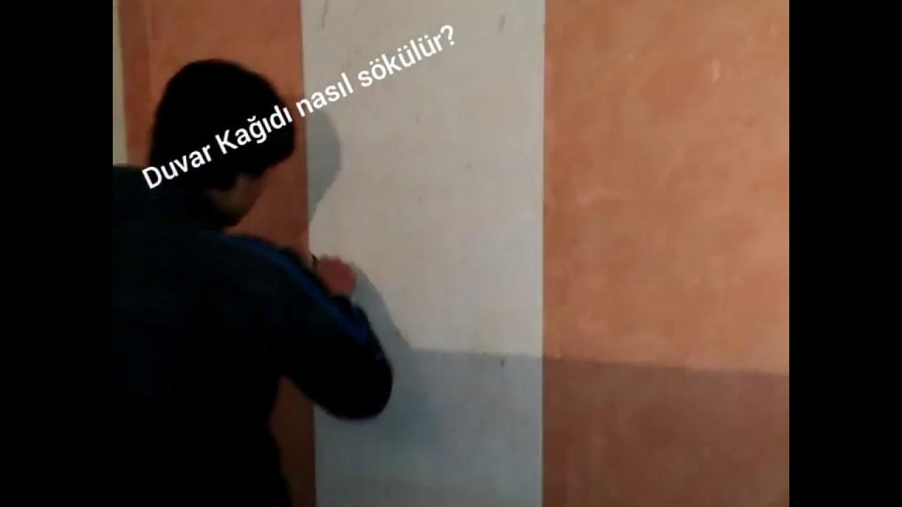 Duvar Kağıdı Nasıl Temizlenir