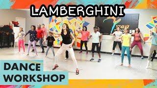 Lamberghini I Dhruvi Shah Dance   U.S.A. Workshop   The Doorbeen ft. Ragini