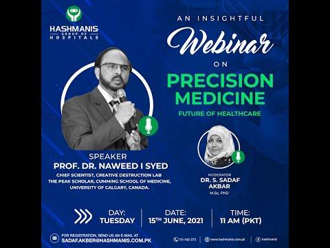 PRECISION MEDICINE  Future of Healthcare   Future of Medicine