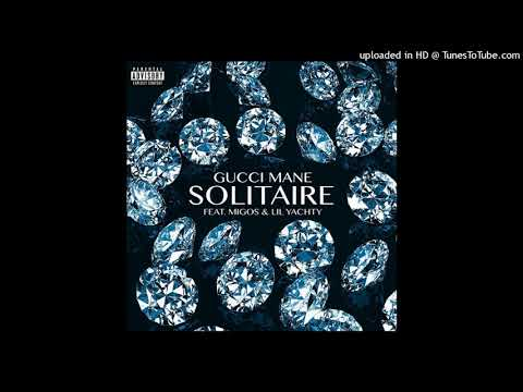 Gucci Mane - Solitaire feat. Migos & Lil Yachty (Official Audio) Reaction