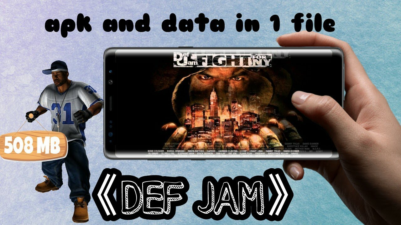 download game ppsspp iso android def jam