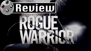 Rogue Warrior Review - Mickey Rourke unleashed in one of the stupidest games ever made