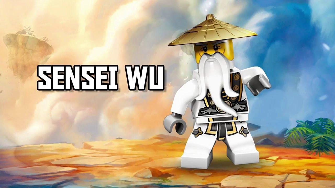 Lego ninjago sensei wu lego 70604 youtube - Ninjago sensei wu ...