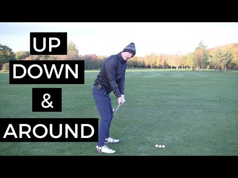 INCREDIBLE DRILL TO MASTER THE DOWNSWING IN GOLF