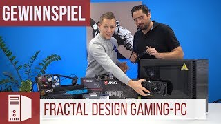 Fractal Design Define S2: Gaming-PC Zusammenbau inklusive Gewinnspiel (Werbung)