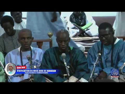 Kourel 2 Hizbut Tarqiyyah Dakar - Yakhayra Dayfin - | Ramadan 2018 Residence Cheikhoul Khadim