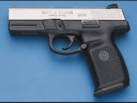 Smith And Wesson SW9VE Pistol Review Of This Gun