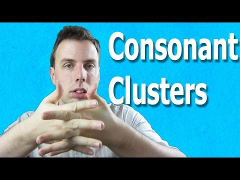 Consonant Clusters | Natural English Pronunciation