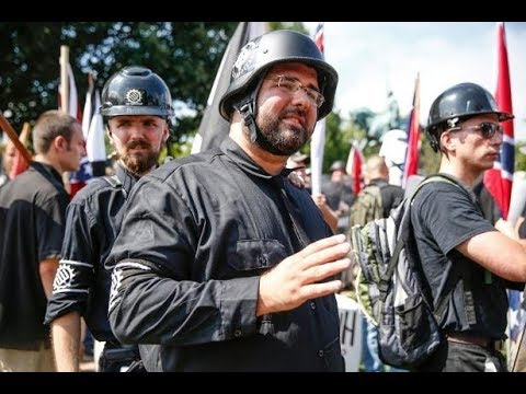White Nationalist Leader Explains What He Wants & It Makes No Sense