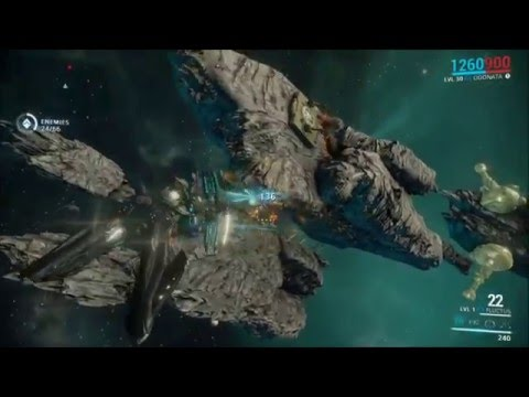 Warframe Best Way To Level Archwing 2020 Warframe   Archwing   A Look at the Fluctus and Centaur   YouTube