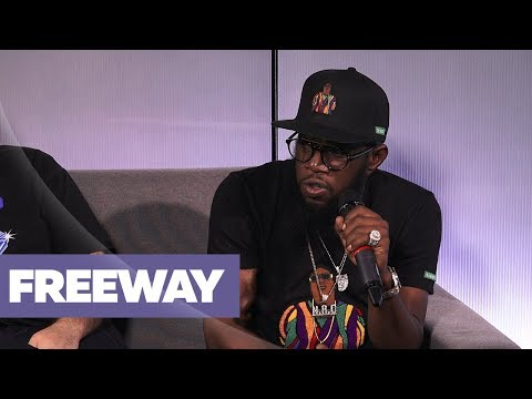Freeway Updates On Finding A Kidney Match + Talks Jay-Z, New Album