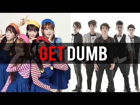 pop dumbing Is it dumbing down really a lot of kids and adults with surface information derived from pop culture and social media without the ability to delve deeper in to.