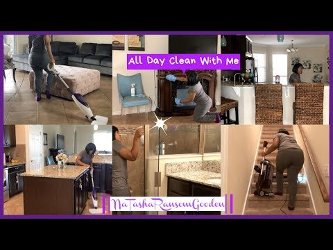 💜all-day-clean-with-me-|-serious-cleaning-motivation-|-2018💜