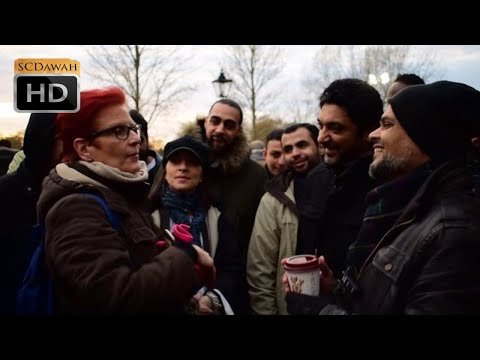 P3 - Many Questions! Hashim vs Christians | Speakers Corner | Hyde Park