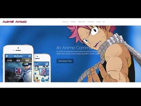 Anime Amino - Social Networking App For Anime Fans!