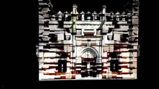 palmapping castillo de la lonja Palma de Mallorca efectos 3d