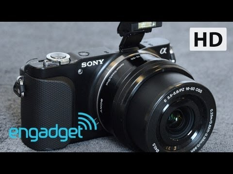Sony NEX-3N review | Engadget