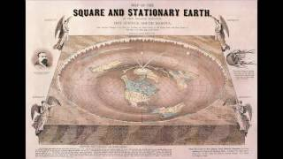 FLAT EARTH THEORY & THE INFINITE PLANE, LATEST 2017 MAPS & ANCIENT SCROLLS DISCOVERED